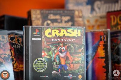 Παιχνίδια σε cd και dvd