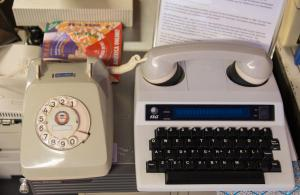 Παλαιός τρόπος σύνδεσης στο internet