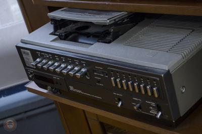 Παλαίο βίντεο VHS.
