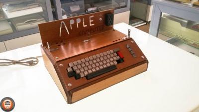 Apple I (αντίγραφο του εξωτερικού πλαισίου)