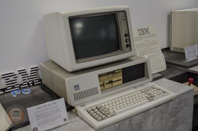 Πρώτος προσωπικός υπολογιστής της IBM. Μοντέλο 5150
