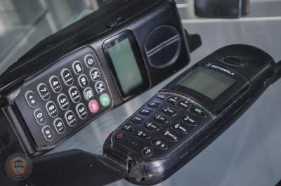 Παλαιά κινητά τηλέφωνα