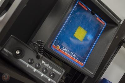 Παιχνιδομηχανή Vectrex με διανυσματικά γραφικά.