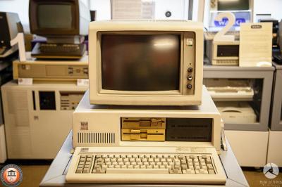 Πρώτος προσωπικός υπολογιστής της IBM