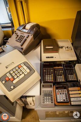 Αριθμομηχανές και calculators